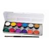 Lumiere Creme Palette - 12 colours